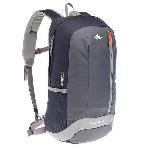 Рюкзак туристический Quechua Arpenaz 20 серый