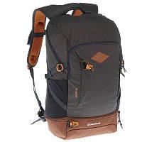 Рюкзак туристический Quechua Escape 30 L коричневый