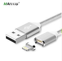 Магнитный кабель USB, магнитная зарядка, Iphone 5, 5s, 6, 6