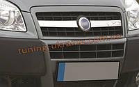 Накладки на решетку радиатора Omsa на Fiat Doblo 2000-2010
