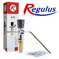 Регулятор тяги Regulus RT4 для твердотопливного котла