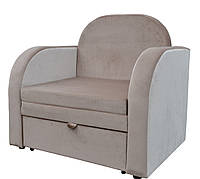 Раскладное кресло-кровать с ящиком для белья Жером, фото 1