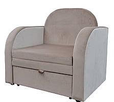 Раскладное кресло-кровать с ящиком для белья Жером