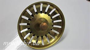 Сетка (светлая латунь) с металлическим штырем 83 мм