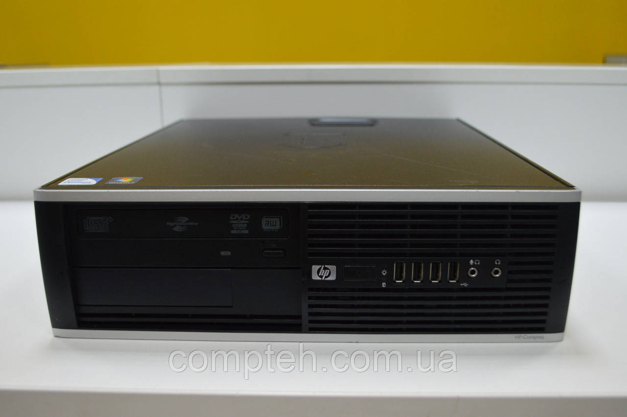 Системный блок HP Compaq 6000 Pro SFF
