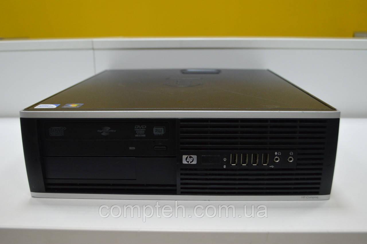 Системный блок HP Compaq 6000 Pro SFF, фото 1