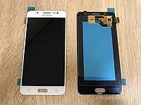 Дисплей на Samsung J510 Galaxy J5(2016) Белый(White),  GH97-18792C, Super AMOLED!, фото 1