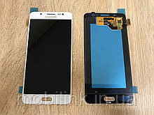 Дисплей на Samsung J510 Galaxy J5(2016) Белый(White),  GH97-18792C, Super AMOLED!