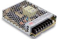 Импульсный блок питания LRS-100-24 100Вт/24В