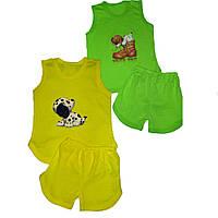 Комплект Майка и шорты для детей