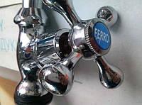 Кран Ферро для холодной воды хром.