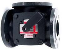 Чугунный смесительный клапан трехходовой ESBE DN 50