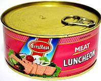 Курино-свинная консерва EvraMeat Luncheon 300h.