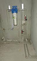 Пайка поліпропіленової труби, розводка води, повітря, фото 3