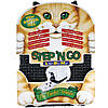 Коврик Karlie-Flamingo Litter Box Mat для кошек серый, 30х45х2 см