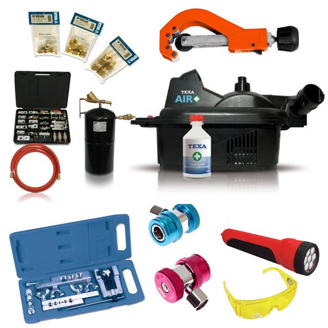 Дополнительное оборудование и инструмент