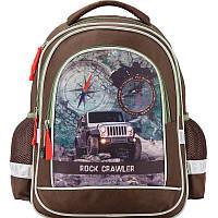K17-509S-3 Рюкзак Kite школьный 509 Rock crawler