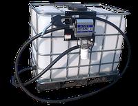 ЕВРОКУБ - мини АЗС для дизельного топлива на 1000 литров, 40 л/мин