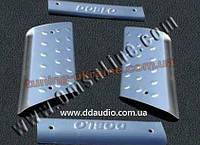 Накладки на внутренние пороги 4шт Omsa на Fiat Doblo 2000-2010