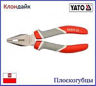 Плоскогубцы YATO 160 мм