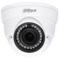 Купольная HDCVI камера Dahua HAC-HDW1200RP-VF-S3, 2Мп
