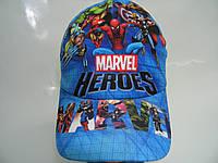 """Кепка  для мальчика """" супер герои """", фото 1"""