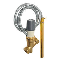 """Термостатический клапан DUCO TSK для защиты от перегрева котла, внутр. 3/4"""", 95°C"""