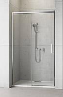 Radaway Одностворчатая душевая дверь в нишу Idea DWJ 160 L левая, профиль хром,стекло прозрачное.
