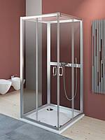 Radaway Боковая стенка  Premium Plus 2S 80 см, прозрачное стекло.