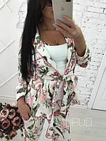 Женская пижама со штанами в разных цветах