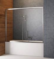 Radaway Шторка для ванны Vesta DWJ 140, профиль хром,стекло фабрик.