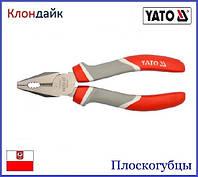 Плоскогубцы YATO 200 мм