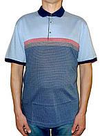 Рубашка поло Ramons большого размера