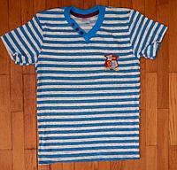 Детская футболка для мальчика Морячок 110/152 рр