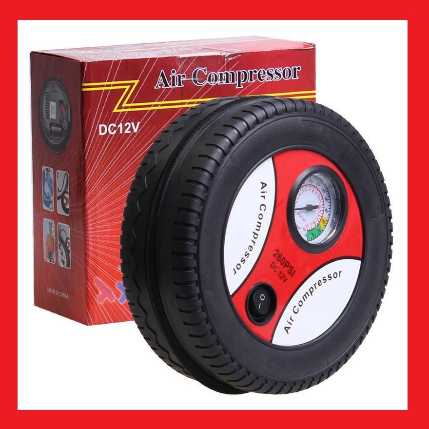 Авто Компресор Air Pump 12V 260PSI (колесо)