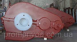 Крановый редуктор РК-450-12,5