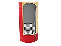 Тепловий акумулятор АБН-1Н-500 (з нижнім теплообмінником) (без ізоляції)