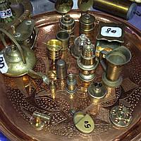 Изделия из цветного метала Чайники, подсвечники, статуэтки