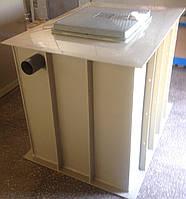 Жироуловитель (сепаратор жира) промышленный СЖ-БИО-3,6П