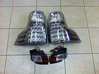 Задние фонари Прадо 150 (стиль Lexus) + задние туманки