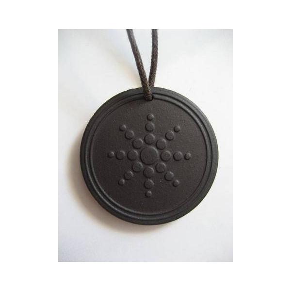 """Турмалиновый Энергетический скалярный медальон """"Quantum Pendant"""""""