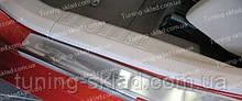 Накладки на пороги Dodge Caliber (накладки порогов Додж Калибер)