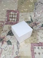 Коробка Молочная для 1-ого кекса для капкейков, маффина 100*100*90