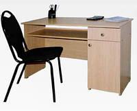 """Письменный стол с ящиком """"ВиТа-Мебель"""""""