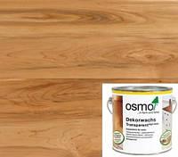 Масло-воск Osmo, клен 2,5 л.