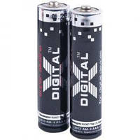 Батарейки X-digital - Super Alkaline ААА LR03 1.5V 2/48/960шт