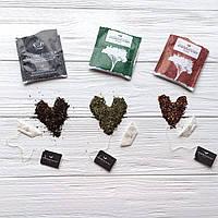 Every Mix Черный, зеленый и красный чаи с грибом рейши