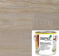 Масло-воск Osmo, серый шелк 2,5 л.