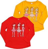 Легкая кофточка для девочки Miss (2-6 лет)