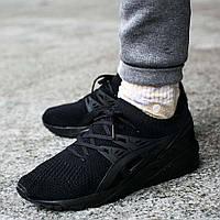 "Asics Gel Kayano Trainer Knit ""Triple/Black"""